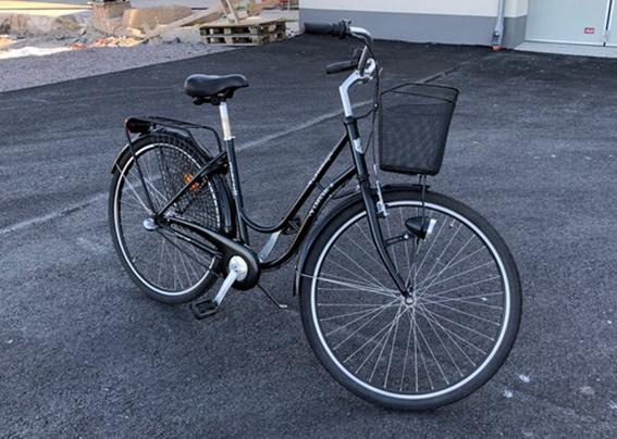 Uthyrning av cyklar i Tierp.